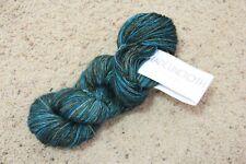 New listing Madelinetosh Hand Dyed Yarn 1 Skein Merino Wool Tosh Merino Light Fjord 420 yds