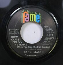 Soul 45 Candi Station - How Can I Put Out The Flame (When You Keep The Fire Burn