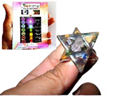 Jet Fantastic Orgone Merkaba Star Free Booklet Jet International Sacred Geometry
