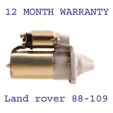 Land rover 88-109 2.3 1963 1964 1965 1966 1967 - 1986 starter motor