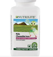 Amway NUTRILITE® Kids Chewable Iron 100N tablets