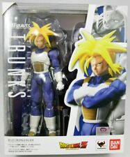 Bandai shf S.H. Figuarts Dragonball Trunks super sayan action figure