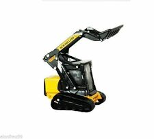 Mini excavadora New Holland C185 Escala 1:50 - MAQ021