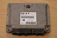 Vw Golf Mk4 1,4 16v Ahw Motor Unidad De Control ecus 036906014aa 036 906 014 Aa