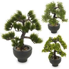 Fiori e piante finte bonsai per la decorazione della casa