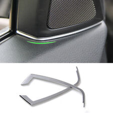 For 2014 BMW 5 Series 520 523 530 - 2* Chrome Loudspeaker Molding Trim Strip