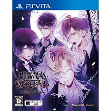 NEW PS Vita DIABOLIK LOVERS MORE,BLOOD LIMITED V EDITION Japanese from Japan