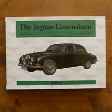 Die Jaguar Limousinen, Collectors Guide Band VI von Chris Harvey HELL-Verlag
