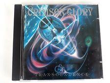 Crimson Glory Transcendence CD 1994 Pressing Made in Germany Brand New