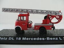 "DeAGOSTINI #7 Metz DL 18 Mercedes-Benz L 319 (1956) ""FW Walsrode"" 1:72 NEU"