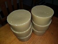 Pure Australian beeswax Candle making bees wax 100% bees-wax Filtered Purified