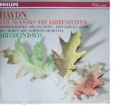 Haydn: Le Stagioni (The Seasons) / Davis, Harper, Shirley-Quirk - CD Philips