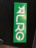 LRG Lifted Research Group Display Store Sign POP