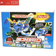 Turning Mecard W MEGA TERICS Great Transformer Korean Robot Car Toy Sonokong