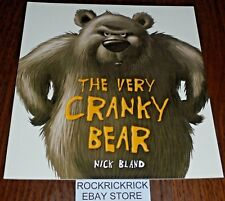 THE VERY CRANKY BEAR BY NICK BLAND PAPERBACK BOOK (2017) BRAND NEW
