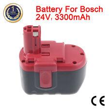 24V 3.3AH Ni-MH Battery For BOSCH 2607335268 2607335279 2607335280 2607335445 UK