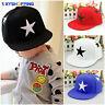 Kids Boys Girls Baseball Cap Hip Hop Snapback Summer Adjustable Sports Sun Hat
