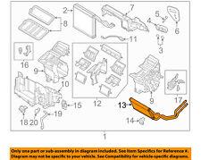 MAZDA OEM 14-18 3-Hvac Heater Core GHP961A10