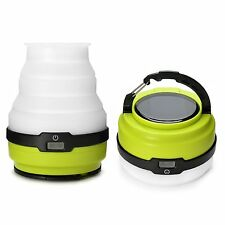 Solar Collapsible Camping Lantern - ODOLAND LED Lantern, USB Rechargeable, 3 150