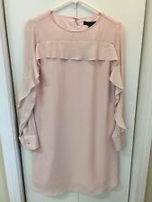 BANANA REPUBLIC Women's Long Sleeve Dress Size 2 New With Tag