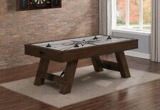 Savannah Air Hockey Table by American Heritage Sable Finish w/ FREE Shipping