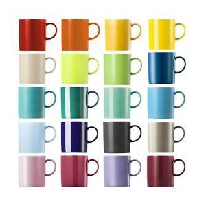 Becher mit Henkel 0,30 l  - Sunny Day - Thomas - Porzellan Kaffeebecher Farbwahl