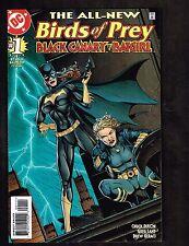 Birds of Prey #1~ Black Canary / BatGirl ~ (9.2OB) 1998 WH