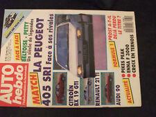 **s Auto Hebdo n°583 Pikes Peak / Jean Pierre Beltoise - Richard Petty