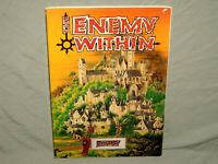 Warhammer Fantasy Roleplay Campaign - THE ENEMY WITHIN (VERY RARE and COMPLETE!)