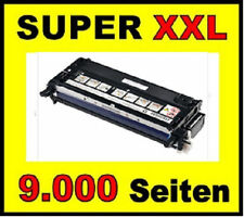 Toner f. DELL 3130 3130cn / 593-10291 / YELLOW Cartridge 9K / XXL