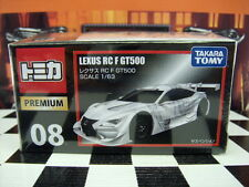 TOMICA PREMIUM #08 LEXUS RC F GT500 1/63 SCALE NEW IN BOX