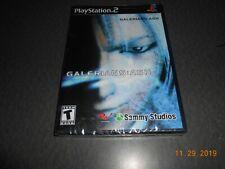 Galerians: ASH (Sony PlayStation 2, 2003) new & sealed