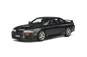 NISSAN S14 Silvia Nismo 270R resin model road car black 1994 1:18th Otto 847
