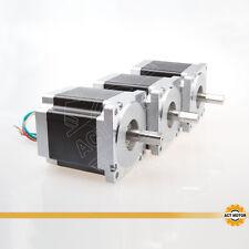 ACT Motor GmbH 3PCS Nema34 Schrittmotor 34HS9456 5.6A 98mm 7.5.Nm