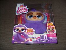 ZURU Pets Alive Fifi The Flossing Sloth Electronic Pet Toy - New & Sealed