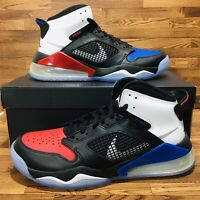 Nike Air Jordan Mars 270 Men's Basketball Shoes Black Red Blue Athletic Sneakers