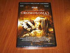THE BROOD / CROMOSOMA 3 + Crimes of the future - David Cronenberg - Precintada
