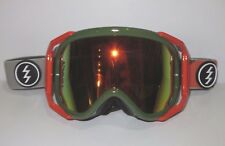 New Electric Mens Rig Ski Snowboard Snow Goggles EG1414400