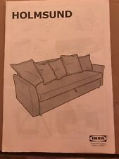 Divano Letto Ikea Manstad Usato.Divano Letto Ikea In Vendita Copridivano Ebay