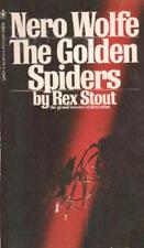 B000Gtr814 Golden Spiders: Nero Wolfe