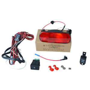 Rear Fog Light Lamp & Harness switch kit  for SUZUKI  Vitara Escudo