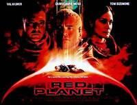 Red Planet Original Filmposter