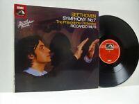 ASD 3646 MUTI beethoven's symphony no 7 LP EX+/EX-, vinyl, album, uk, 1979, HMV,