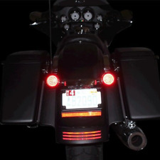 Custom Dynamics Rear LED Turn Signal Inserts GEN-200-R-1157 For Harley Davidson