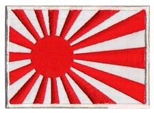 Patche écusson patch drapeau ecusson Japon WW2 impérial thermocollant