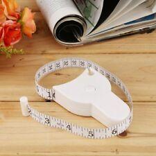 1.5m Fitness Accurate Body Fat Caliper Measuring Body Tape Ruler Measure Tape AZ