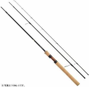 Daiwa DAIWA Trout Rod Spinning Wise Stream 710ML-3 Native Fishing