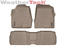 WeatherTech Floor Mats FloorLiner for Lexus RX 350 - 2007-2009 - Tan