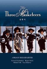 The Three Musketeers (1973) Oliver Reed. Richard Chamberlain DVD *NEW