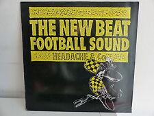 "MAXI 12"" HEADACHE & CO The new beat football sound 612102"